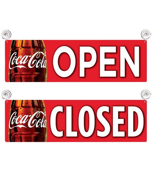 CC8001 Open/Closed (Carton of 10)