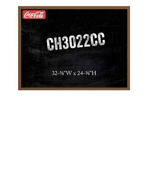 CH3022CC Chalk Menu Board