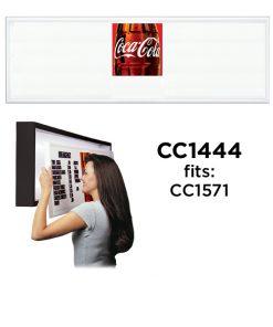 CC1444 - Track Style Menu Board
